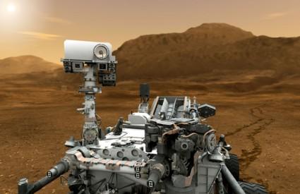 Što je sve otkrio Curiosity