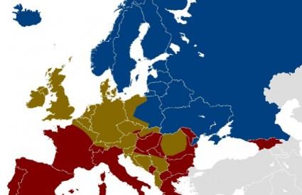 Što najradije piju Europljani