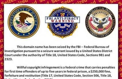 FBI zatvara punom parom