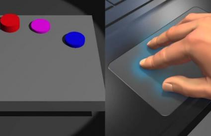 ForcePad može prepoznati 64 različite jačine pritiska