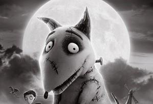 Frankenweenie - Tim Burtonov novi crtić