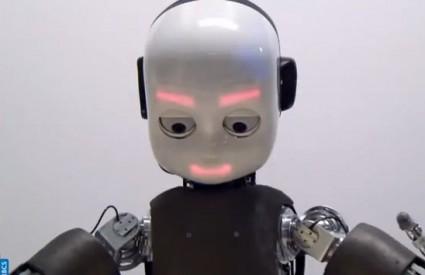 ICub, robot koji uči