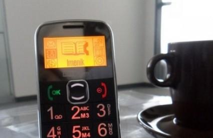 Idealan telefon za starije osobe