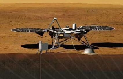 InSight ide na Mars za četiri godine