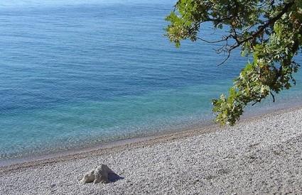 FKK plaža iz snova na Badiji