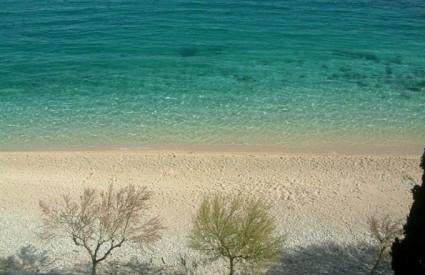 Mimice imaju predivne plaže