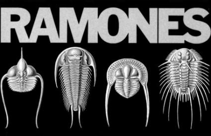Cijela postava Ramonesa u životinjskom svijetu