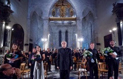 Prepuna Dominikanska crkva oduševljena nastupom