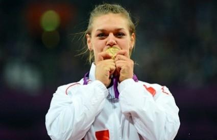 Sandra Perković obranila je olimpijsko zlato