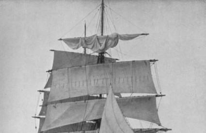 Vrhunac škotske drvene brodogradnje