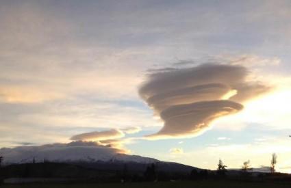 Erupcija je donijela prekrasne fotografije