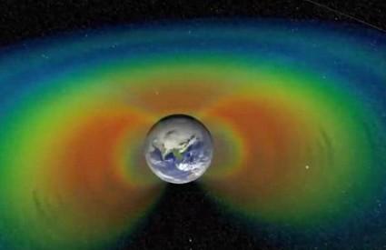 Van Allenovi pojasi štite Zemlju od radijacije