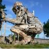 Umjetnički kolektiv Giant Robots u Zagrebu