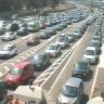 Prometna prognoza za produženi vikend - kaos