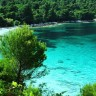Najljepše plaže - Vučine, uvala Žuljana