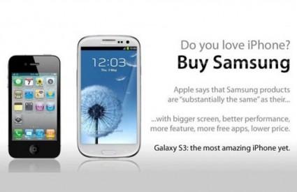 Je li Galaxy S3 najbolji iPhone do sada? :)