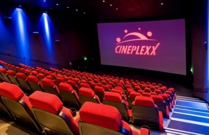 Tjedni program Cineplexxa u Zagrebu