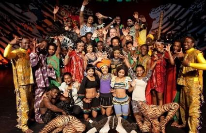 Spektakl iz Afrike u Zagrebu