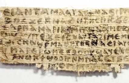 Ruši li ovaj papirić dogmu staru 2 tisuće godina?