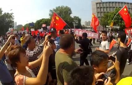 Prosvjeduje i poznati disident Ai Wei