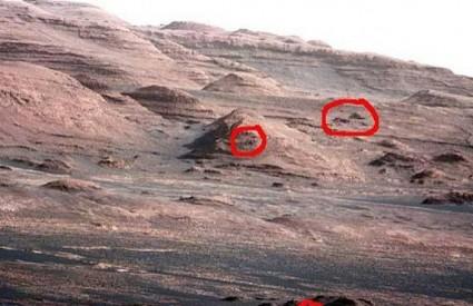 Jesu li ovo ostaci marsovske civilizacije