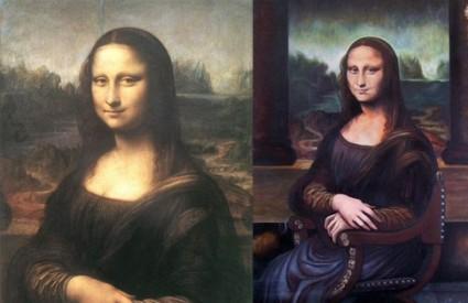 Mona Lisa iz Islewortha