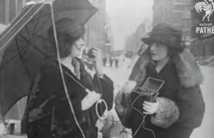 Ovako je izgledao prvi mobitel