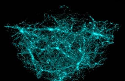 Vizualizacija tamne energije