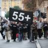 Generacija 55+ u povorci za solidarnost