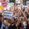 Kaos na ulicama Madrida