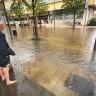 Zadar poplavljen sa 70 litara kiše po četvornom metru