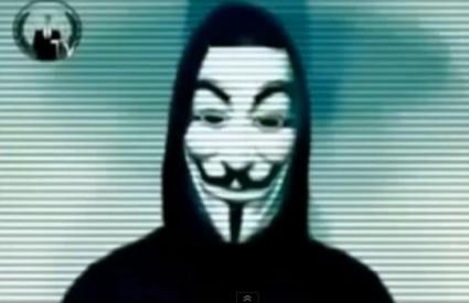 Anonymousi najavili napad na stranice švedske vlade