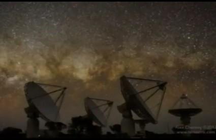 Moćni teleskop u australskom bushu