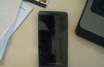 BlackBerry London procurio je na web