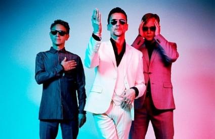 Depeche Mode seli se na poznato mjesto