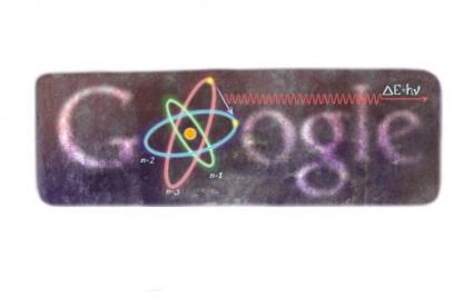 Google obilježio rođendan Nielsa Bohra