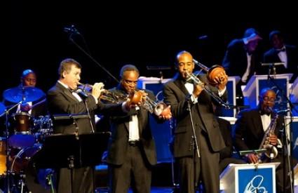 The Duke Ellington Orchestra rasplesat će Lisinski