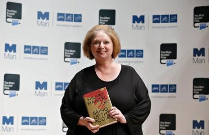 Hilary Mantel ovo je drugi Booker u tri godine