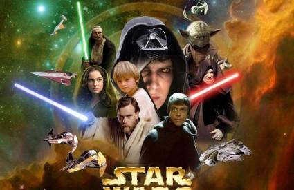 Ratovi zvijezda su najuspješniji serijal svih vremena