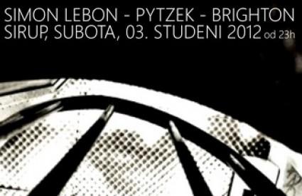 Simon Lebon u subotu u Sirupu