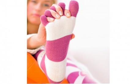 Čarape pomažu uvijek, kažu ...