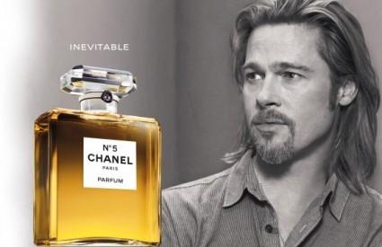 Koga će reklamirati Brad Pitt
