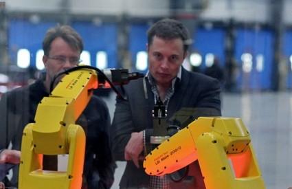Elon Musk je vizionar koji vizije - ostvaruje