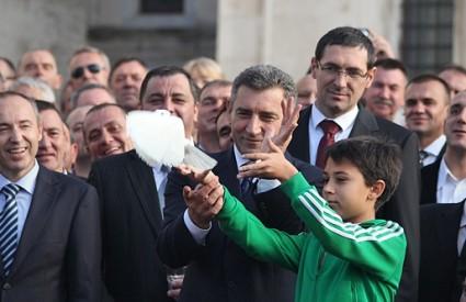 Ante Gotovina na Forumu