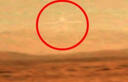 Što radi ogromni križ na Marsu?