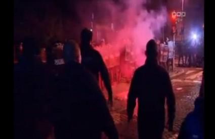 Viole su zapalile Maribor, hoće li i Ljubljanu