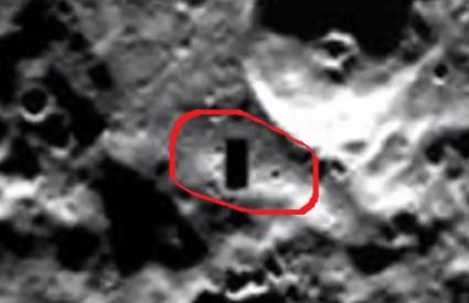 Ulaz u bazu izvanzemaljaca na Merkuru?