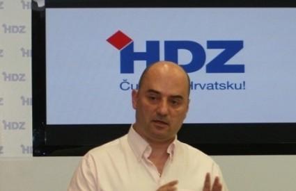 Milijan Brkić, drugi čovjek HDZ-a