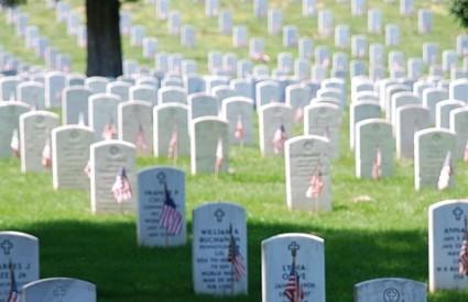 Nacionalno groblje u Arlingtonu