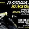Proslava 19. godišnjice Blackouta u Tvornici
